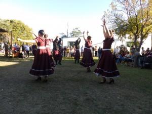 Grupo de Dança Los Azoreños