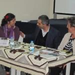 """Apresentação do livro e  Projecto """"Dez  Histórias de Vida de muitas mais Mulheres"""", realizado pela UMAR -Açores"""