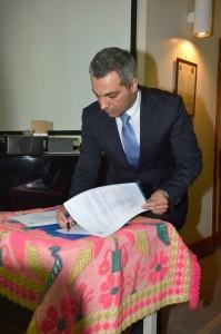 Assinatura Protocolo CAN e LADA 6